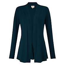 Buy East Peplum Jersey Cover Up, Teal Online at johnlewis.com