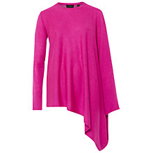Buy Ted Baker Janila Asymmetric Hem Jumper Online at johnlewis.com