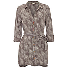 Buy White Stuff Ink Pot Tunic, Grey Online at johnlewis.com