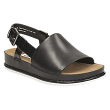 Buy Clarks Alderlake May Flatform Sandals Online at johnlewis.com