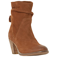 Buy Dune Rosana Block Heeled Ankle Boots Online at johnlewis.com