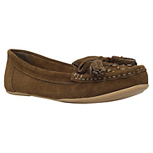 Buy Carvela Lovely Bow Detail Loafers Online at johnlewis.com