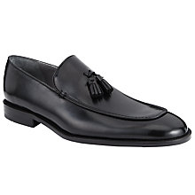 Buy Dune Kin Jake Tassel Loafer, Black Online at johnlewis.com