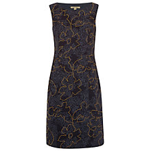 Buy White Stuff Library Shift Dress, Blue Online at johnlewis.com