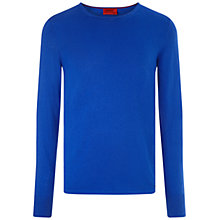 Buy HUGO by Hugo Boss Sabinus Jumper Online at johnlewis.com