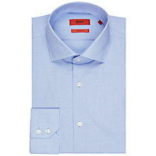 Buy HUGO by Hugo Boss Ceraldi Houndstooth Regular Fit Shirt Online at johnlewis.com