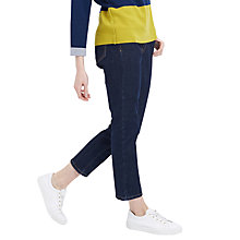 Buy Jaeger Skinny 7/8 Jeans, Indigo Online at johnlewis.com