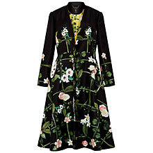 Buy Ted Baker Giova Secret Trellis Textured Coat Online at johnlewis.com