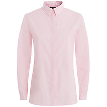 Buy Jaeger Cotton Poplin Shirt Online at johnlewis.com