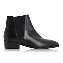 Buy Dune Pearce Block Heeled Ankle Boots Online at johnlewis.com