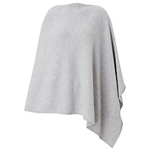 Buy John Lewis Cashmere Poncho Online at johnlewis.com