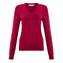 Buy John Lewis V-Neck Jumper Online at johnlewis.com
