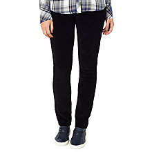 Buy Collection WEEKEND by John Lewis Skinny Cord Jeans, Black Online at johnlewis.com