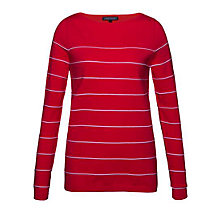 Buy Tommy Hilfiger Ivy Stripe Jumper Online at johnlewis.com