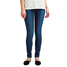 Buy Samsoe & Samsoe Alice Skinny Jeans, Surf Blue Online at johnlewis.com