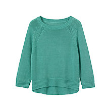 Buy Toast 3/4 Sleeve Linen Jumper Online at johnlewis.com