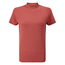 Buy Selected Femme Hunda Knitted Top, Dusty Cedar Online at johnlewis.com