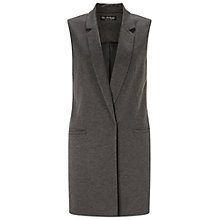 Buy Miss Selfridge Sleeveless Jacket Online at johnlewis.com
