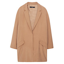Buy Mango Oversized Blazer Online at johnlewis.com