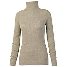 Buy Fat Face Rinsey Roll-Neck Jumper Online at johnlewis.com