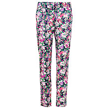 Buy Sugarhill Boutique Kate Spring Time Trousers, Multi Online at johnlewis.com