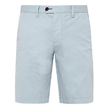 Buy Ted Baker Corsho Shorts, Light Green Online at johnlewis.com