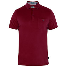 Buy Ted Baker Piccalo Textured Knit Polo Shirt Online at johnlewis.com