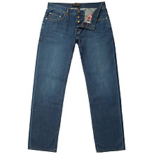 Buy Ted Baker Orentry Original Jeans, Dark wash Online at johnlewis.com