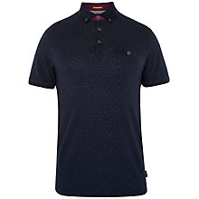 Buy Ted Baker Regstep Ombre Polo Shirt Online at johnlewis.com