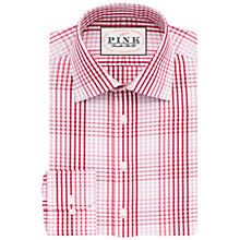 Buy Thomas Pink Daniels Check Slim Fit Shirt Online at johnlewis.com