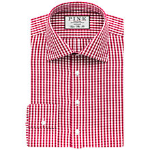 Buy Thomas Pink Trueman Check Super Slim Fit Shirt Online at johnlewis.com