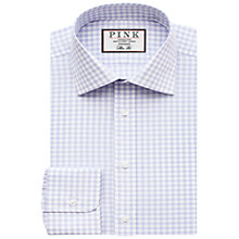 Buy Thomas Pink Summers Check Slim Fit Shirt Online at johnlewis.com