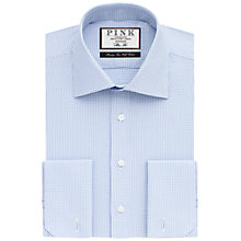 Buy Thomas Pink Lockwood Shirt, Pale Blue/White Online at johnlewis.com