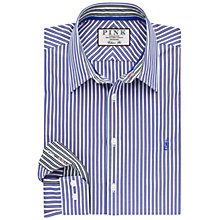 Buy Thomas Pink Fradelle Stripe Shirt Online at johnlewis.com