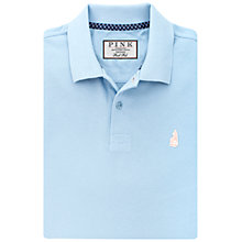 Buy Thomas Pink Warner Plain Polo Shirt Online at johnlewis.com