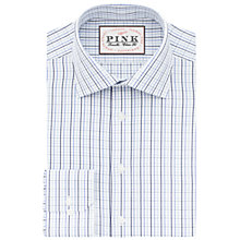 Buy Thomas Pink Barton Check Classic Fit Shirt Online at johnlewis.com
