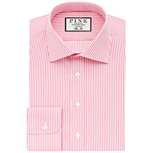 Buy Thomas Pink Grant Slim Fit Stripe Shirt Online at johnlewis.com