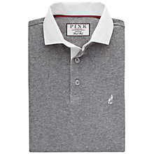 Buy Thomas Pink Arden Plain Jersey Rugby Top, Grey Online at johnlewis.com