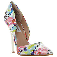 Buy Steve Madden Varcityy Cut Out Upper Court Shoes Online at johnlewis.com