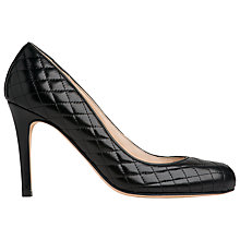 Buy L.K. Bennett Stila Quilted Court Shoes Online at johnlewis.com