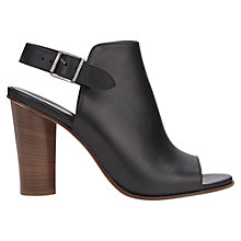 Buy Jigsaw Alex Block Heeled Shoe Boots Online at johnlewis.com