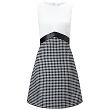 Buy Miss Selfridge Colour Block Dress, Multi Online at johnlewis.com