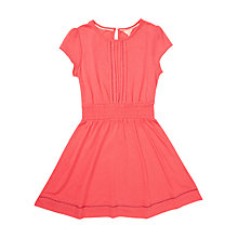 Buy Jigsaw Girls' Jersey Pintuck Dress Online at johnlewis.com