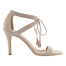Buy Mint Velvet Phoebe Stiletto Sandals, Neutral Online at johnlewis.com