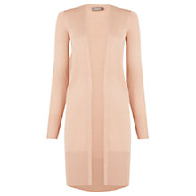 Buy Oasis Ribbed Trim Longline Cardigan Online at johnlewis.com