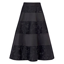 Buy Coast Dominika Skirt, Black Online at johnlewis.com