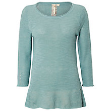 Buy White Stuff Easy Breezy Jumper, Hyacinth Green Online at johnlewis.com