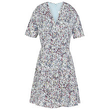 Buy Reiss Prose Printed Dress, Multi Online at johnlewis.com