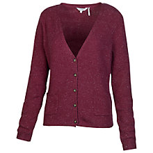 Buy Fat Face Dunsfold Flecked Cardigan Online at johnlewis.com