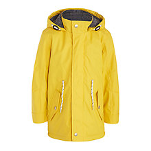 Buy John Lewis Boys' Zinfandel Rain Mac Online at johnlewis.com
